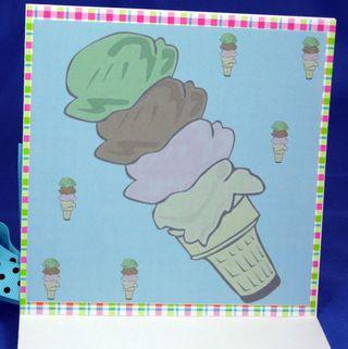 Inside Ice Cream Teddy