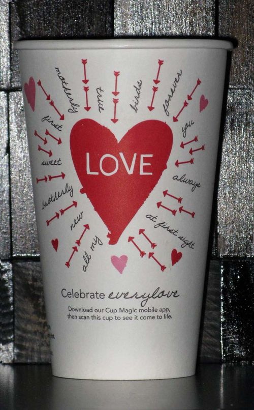 Starbuck love!